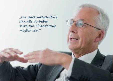 Kredit statt Insolvenz